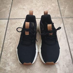 Reebok black sneakers